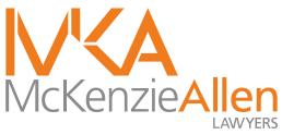McKenzie Allen Lawyers Logo